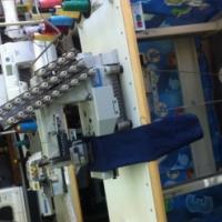 12 needle ( multi needle ) industrial elastic stir (Africa Sewing Machines)