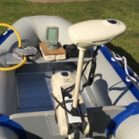 Jarvis marine watersnake 2.3m with aluminum floor excellent condition