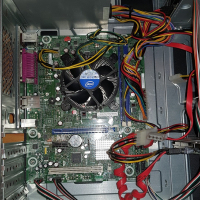 PC 1 - i3 3rd Gen desktop