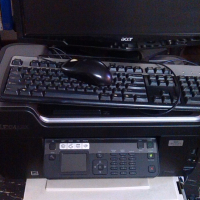 Combo (PC set, scanner and printer)