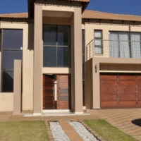 UNFURNISHED 4 BEDROOM HOUSE TO LET IN THE MEADOWS ESTATE, HAZELDEAN, PRETORIA