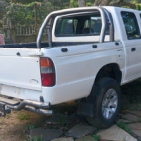 2002 Ford Ranger Double Cab 4+2