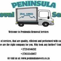 Furniture removals and storage