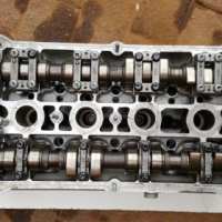 VW 20V AGU head with intake manifold with fuel rail for sale