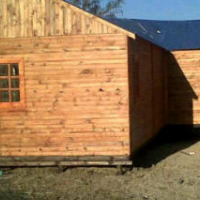 Wendy houses, Log cabins, Doll houses, Guard houses, Maids quarters, Farm houses and Granny flats