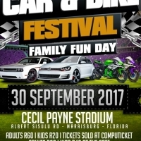 Car & Motor Bike Festival Famil;y Fun Day - Charity Drive