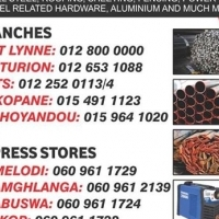 Steel, roofing, sheeting, fencing, power tools and much more