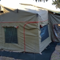 Camping Trailer(on and off road) for sale R45K neg