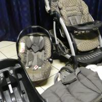 Graco Pram & Car seat for sale