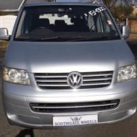 2006 Volkswagen T5 Konbi 1.9 TDI in good condition