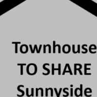 Townhouse to share in Sunnyside East