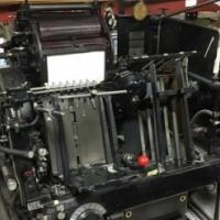 Buy Used Heidelberg 10 X 15 Sheet Fed Printing Machine