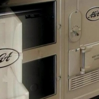 AGA 4 Oven  deluxe Anthracite stove for sale