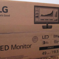 Brand New LG LED Screen 19.5'' Sealed in box R800