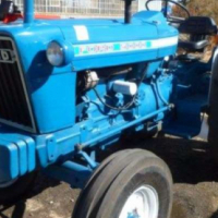 Ford Ford 5000 Agricultural Tractor