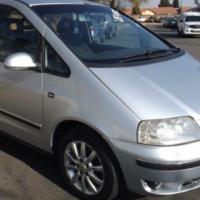 2005 Volkswagen sharan 1.8t in good condition