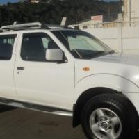 2008 Nissan NP 300 3.3 v6 SEL D/cab 4x2