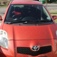 2006 Toyota Yaris Hatchback for sale