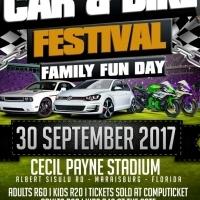 Car & Motor Bike Festival Family Fun Day - Charity Drive