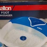Salton foot massager for sale,