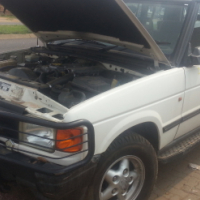Discovery 1 tyres for sale