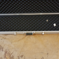 Alluminium rifle case