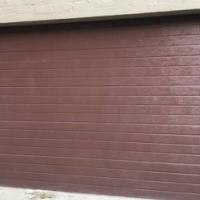 Garage motor, deur en remotes te koop