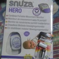 2 x Snuza Monitors met nuwe battery