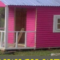 We build and erect: Doll houses.