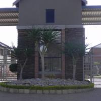 Modern flat in secure complex