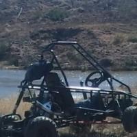 off road shifter kart