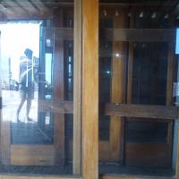 2nd wooden sliding doors for sale!!