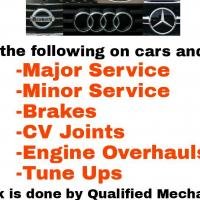 P.E. Mobile Mechanics