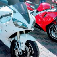 Suzuki tl 1000 and Yamaha r1