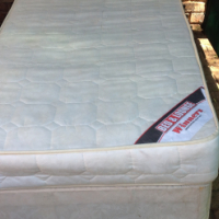 Single bed and base  bed