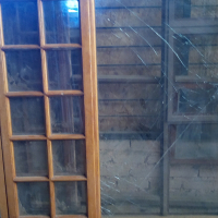 2nd wooden window for sale!!