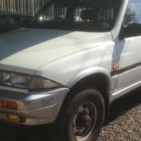 SsangYong Musso 4X4 wagon