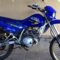 Yamaha XTZ125,