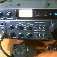 Icom 6m SSB radio.