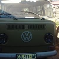 Volkswagen kombi 1971