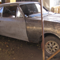 OPEL RANGER 1970 COUPE