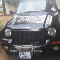 Jeep 4x4 swop