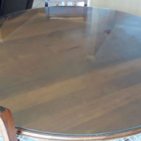 Glass Top for Round Dining Table