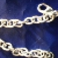 26.3 gram .925 sterling silver bracelet
