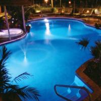 Pool light ,colour changing LED