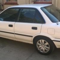 Toyota Corolla 180 GLE, 96 Model