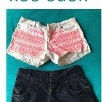 Ladies shorts size 28