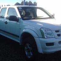 a Isuzu Kb250 D/c 2005
