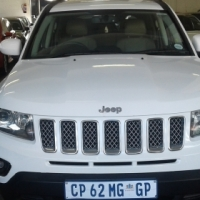 2014 Jeep Compass 2.0 Automatic