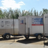 Mobile Chillers for Hire